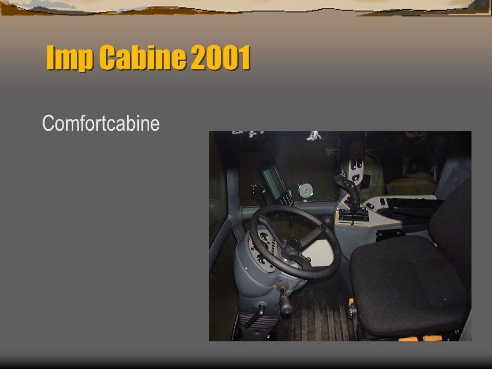 Imp Cabine 2001 Comfortcabine