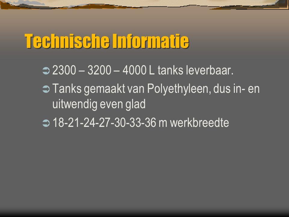 Technische Informatie