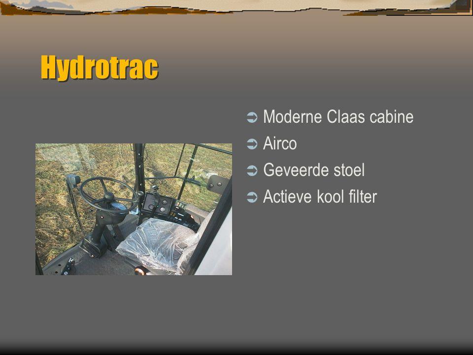 Hydrotrac Moderne Claas cabine Airco Geveerde stoel