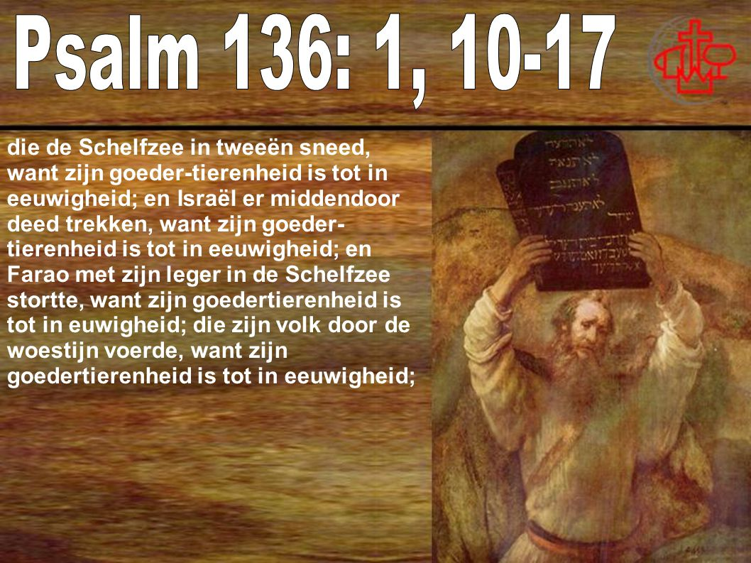 Psalm 136: 1, 10-17