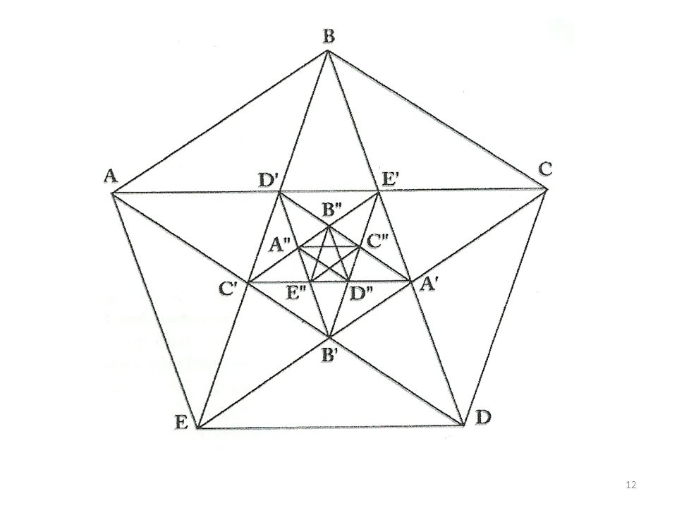 Bij opdracht 4 |AB| en |BE| (Zijden van ∆BEA)