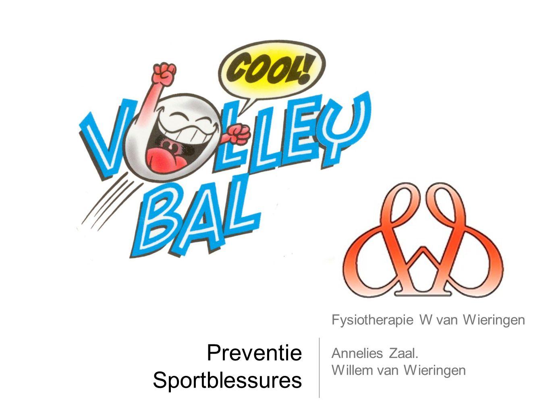 Preventie Sportblessures