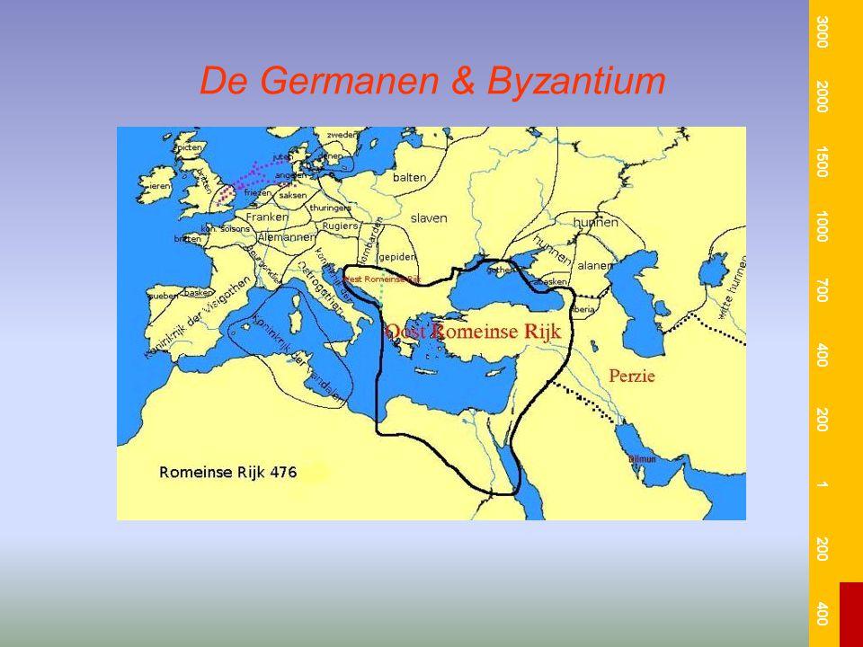 De Germanen & Byzantium