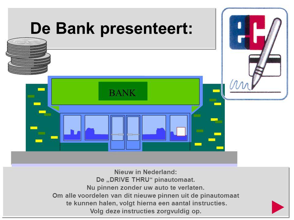 De Bank presenteert: BANK Nieuw in Nederland: