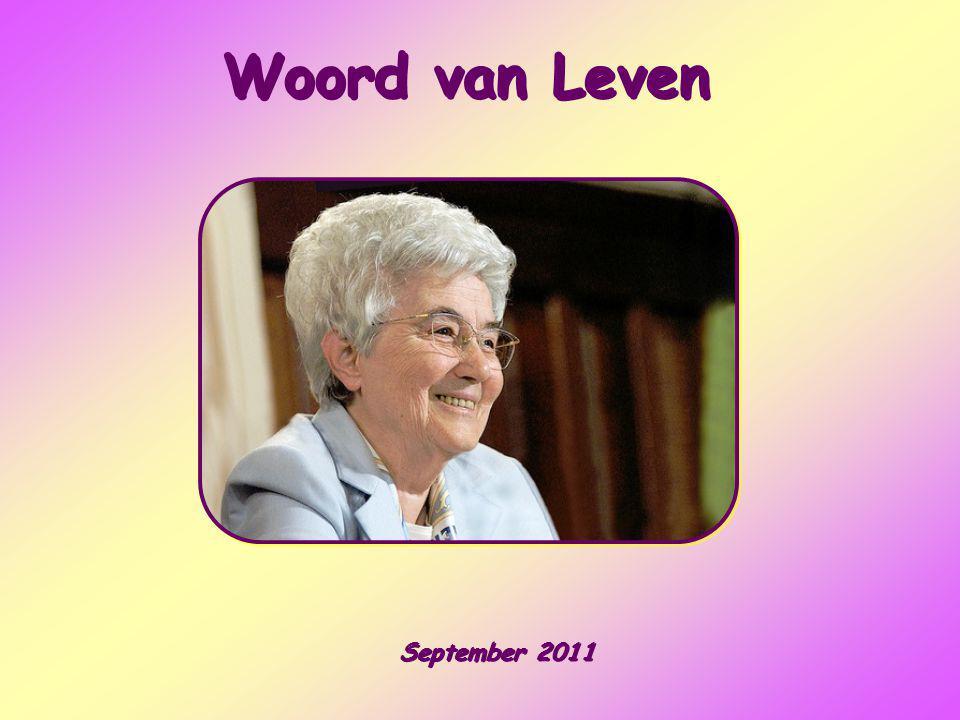 Woord van Leven September 2011