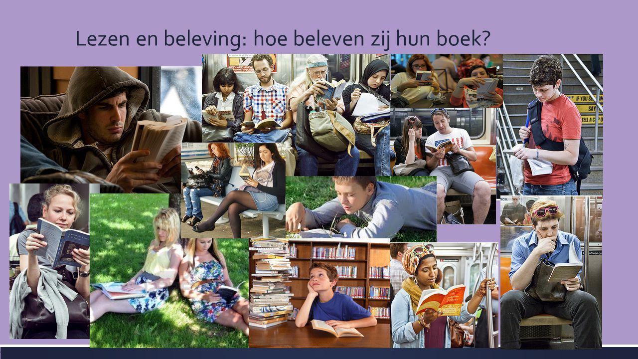 Lezen en beleving: hoe beleven zij hun boek