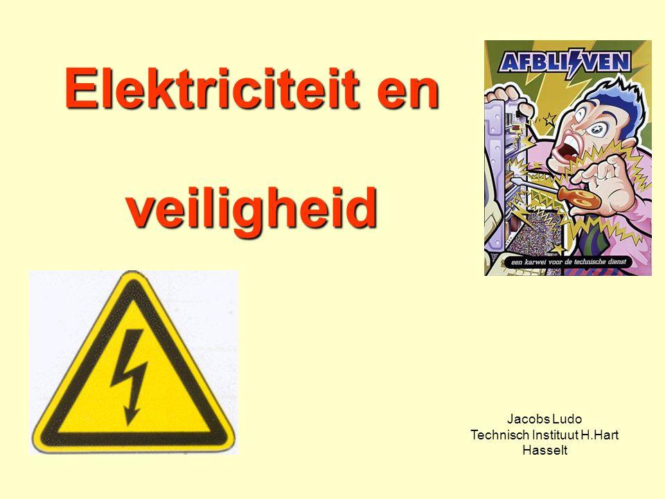 Elektriciteit en veiligheid
