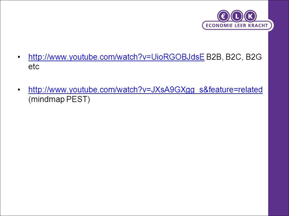 http://www.youtube.com/watch v=UioRGOBJdsE B2B, B2C, B2G etc