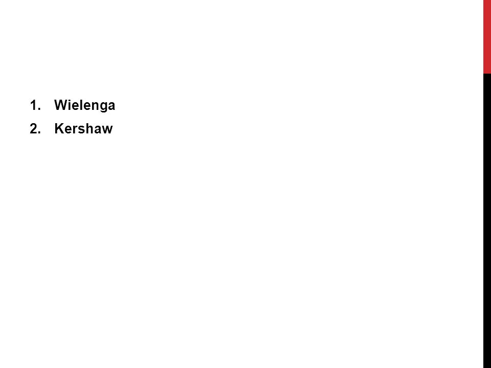 Wielenga Kershaw