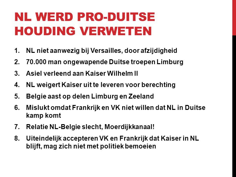 NL werd pro-Duitse houding verweten