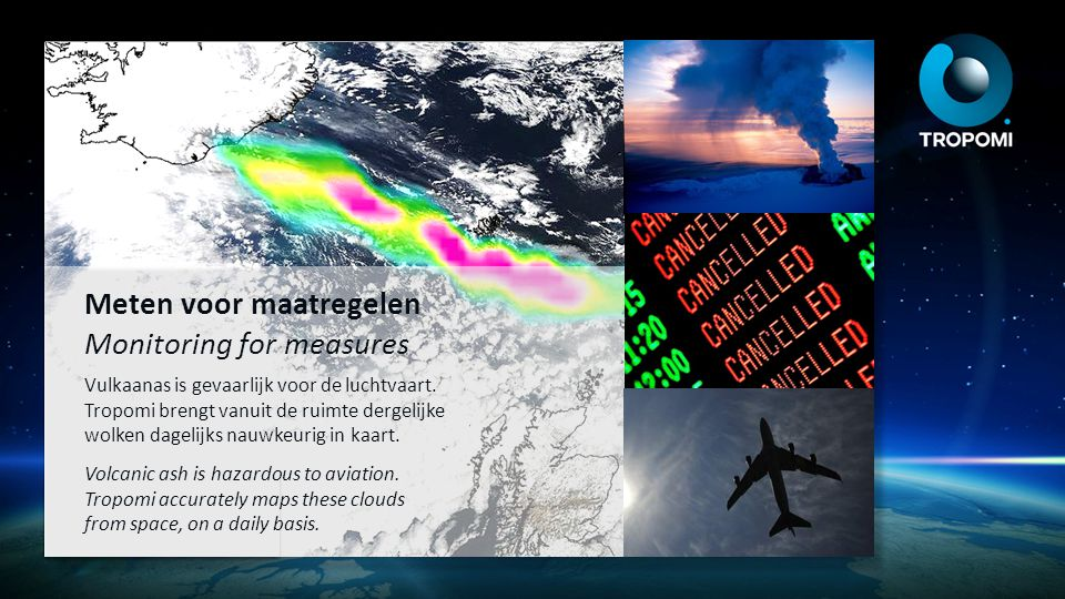 Meten voor maatregelen Monitoring for measures