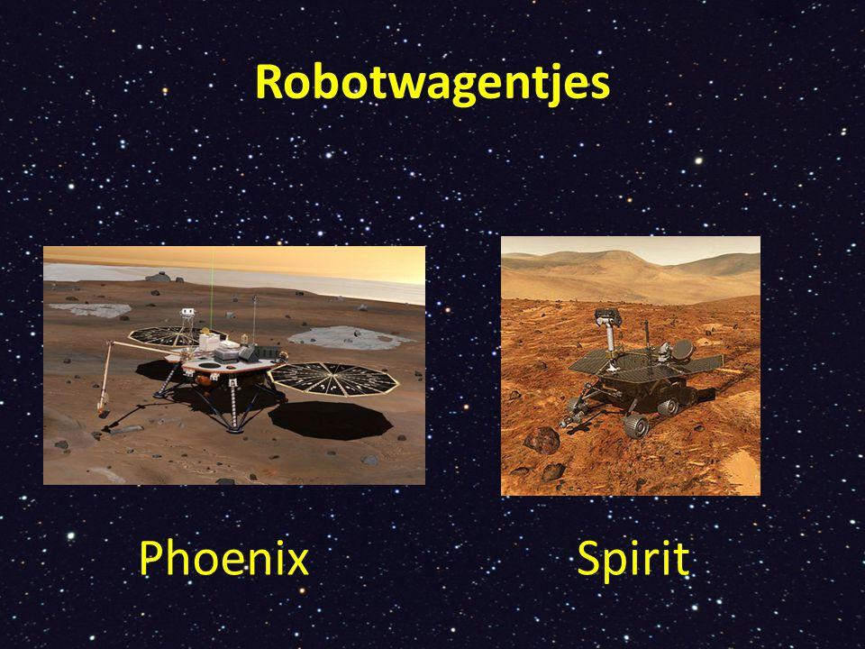 Robotwagentjes Phoenix Spirit