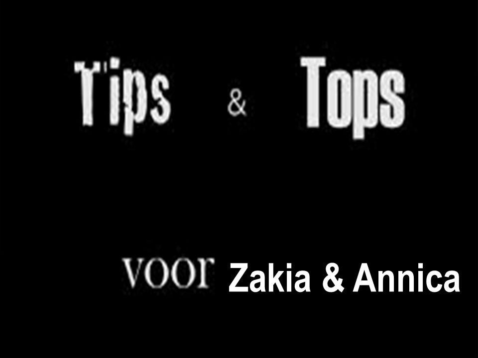 Zakia & Annica