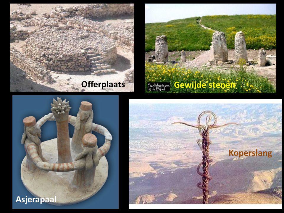Offerplaats Gewijde stenen Koperslang Asjerapaal