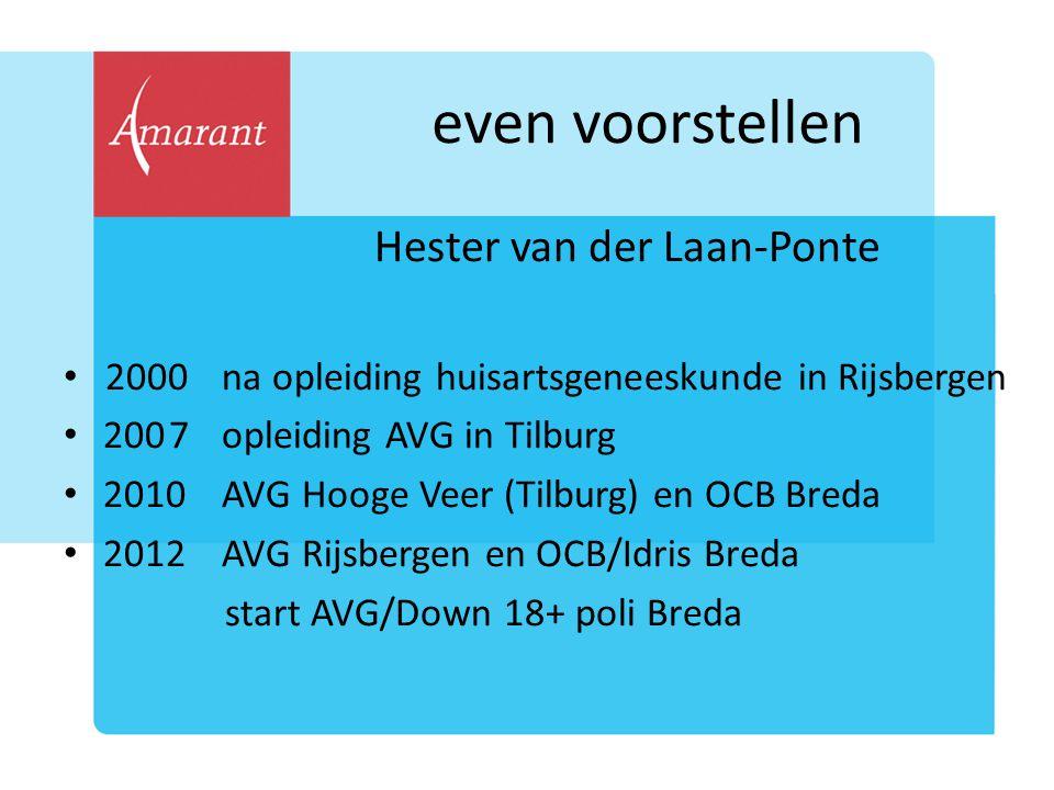Hester van der Laan-Ponte