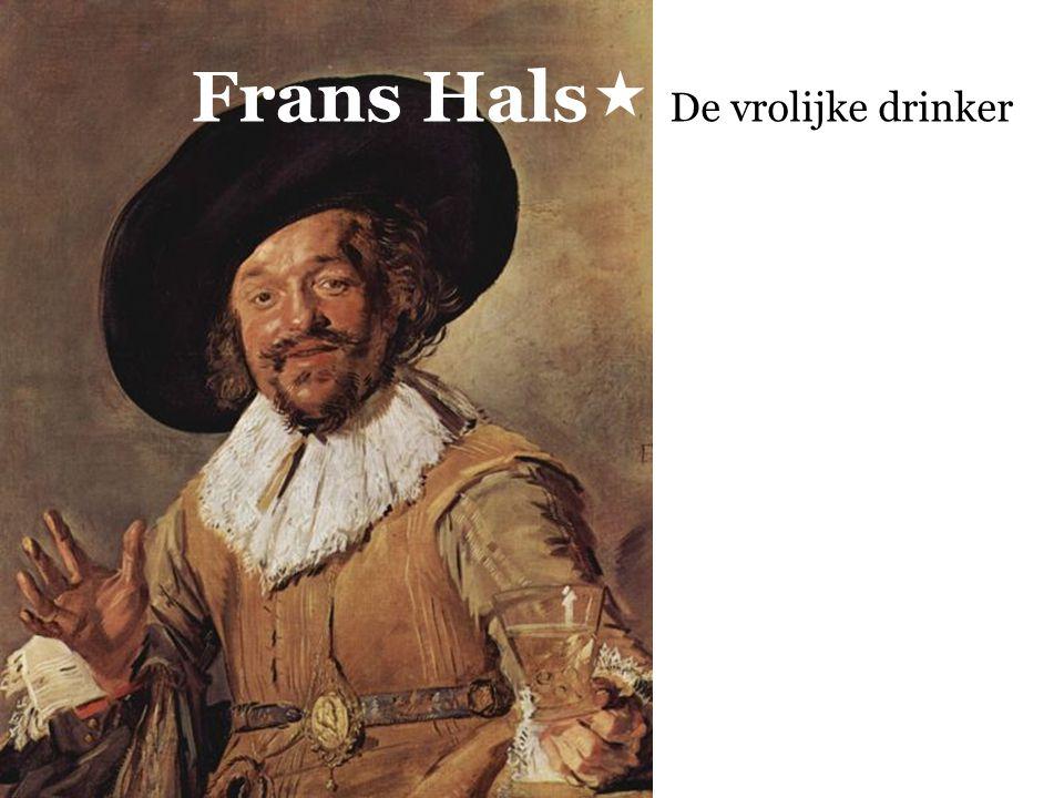 Frans Hals De vrolijke drinker