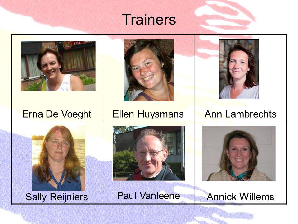 Gezocht: nieuwe trainers!