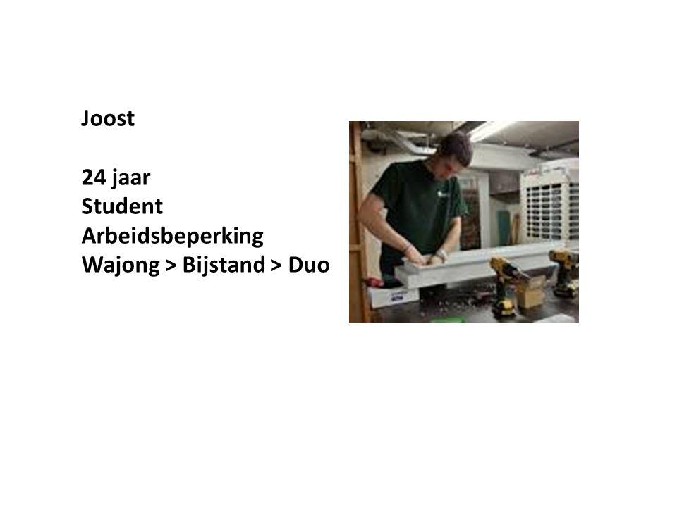Wajong > Bijstand > Duo