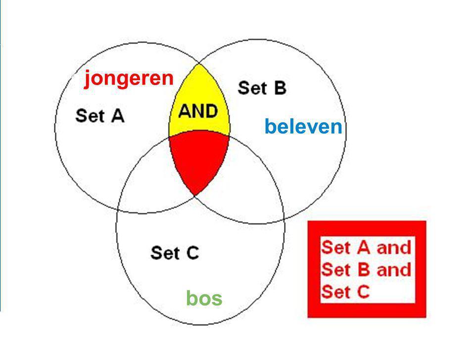 Boolean operators-1 jongeren beleven bos 7
