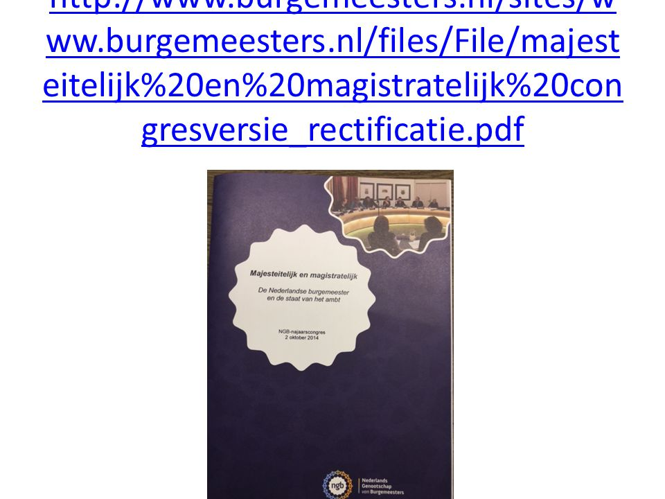 http://www. burgemeesters. nl/sites/www. burgemeesters