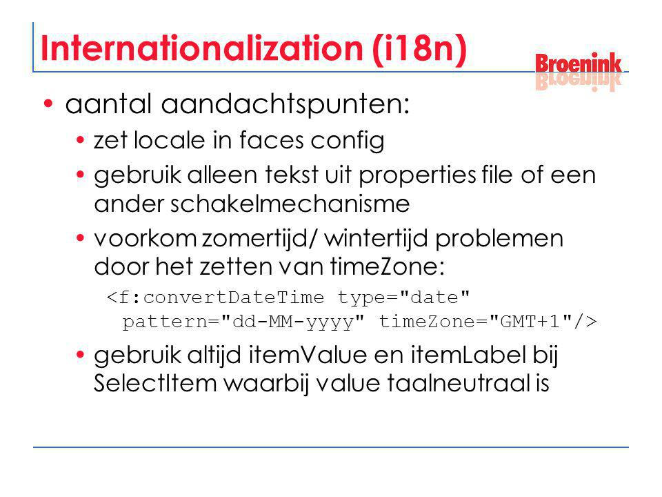 Internationalization (i18n)