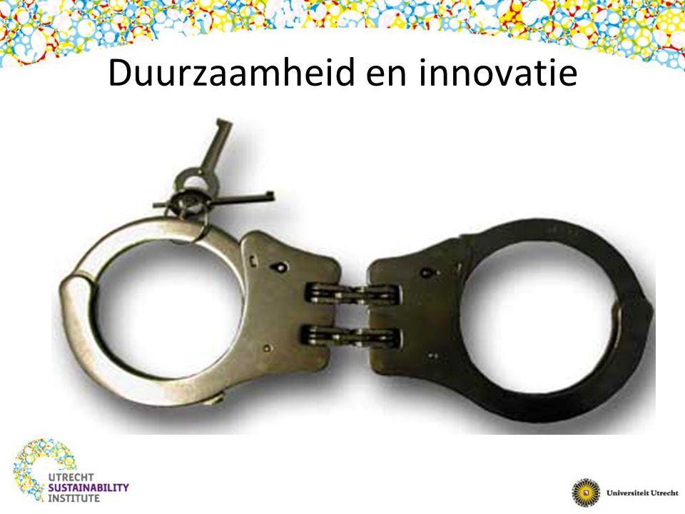 Duurzaamheid en innovatie