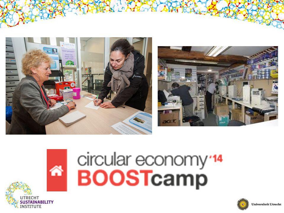 CE boost camp en repairshops