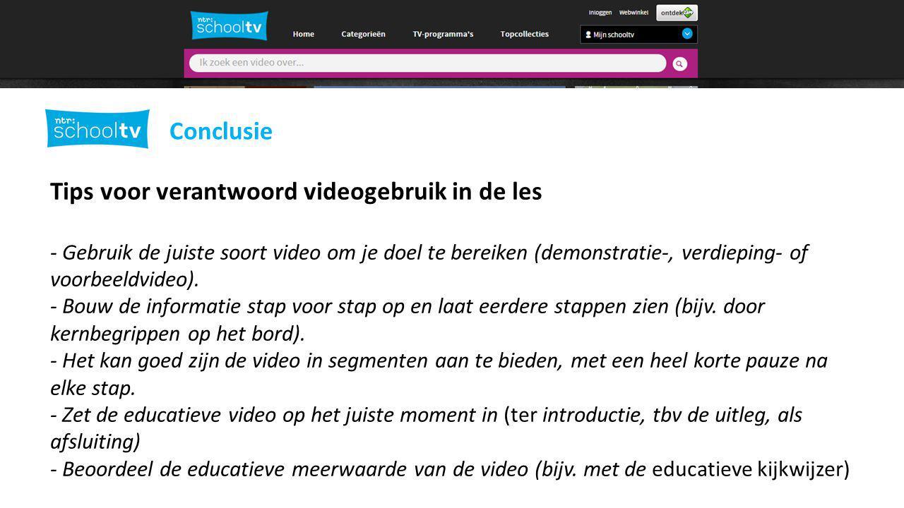 Tips voor verantwoord videogebruik in de les