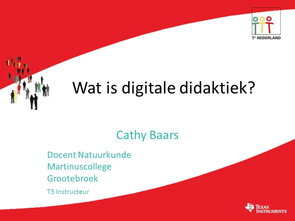 Wat is digitale didaktiek