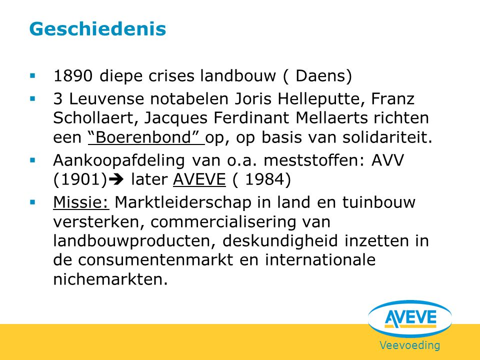 Geschiedenis 1890 diepe crises landbouw ( Daens)