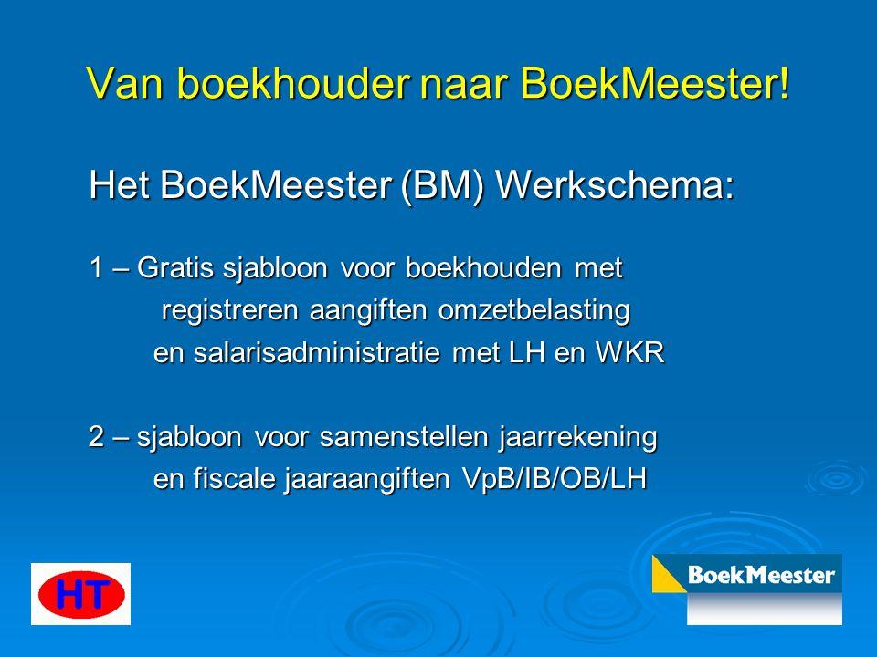 Van boekhouder naar BoekMeester!