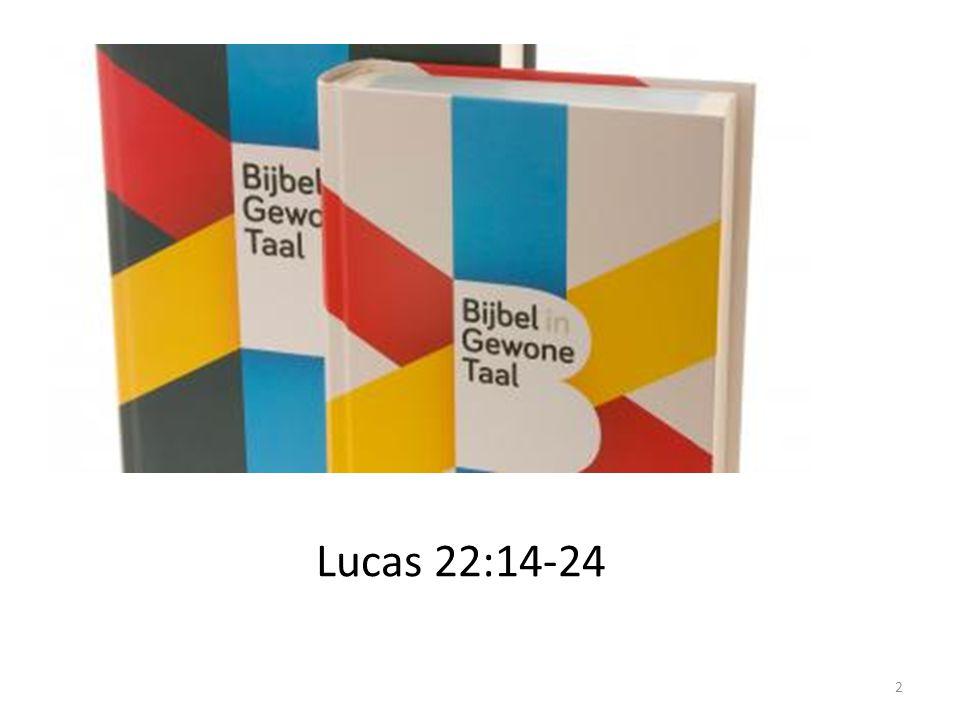 Lucas 22:14-24