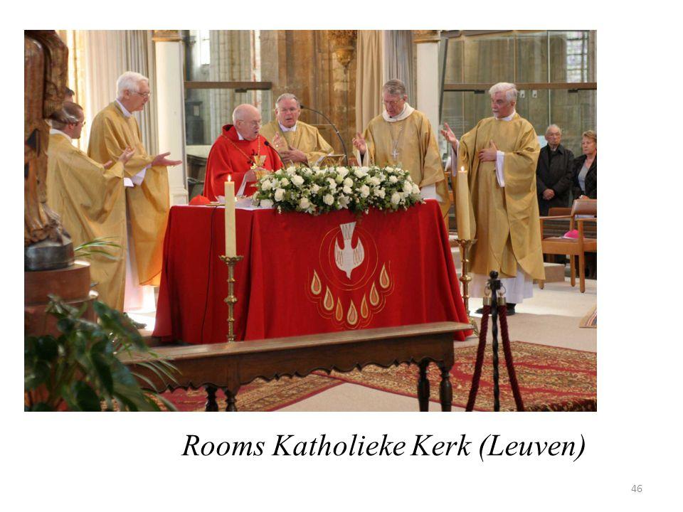 Rooms Katholieke Kerk (Leuven)