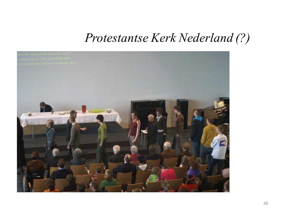 Protestantse Kerk Nederland ( )