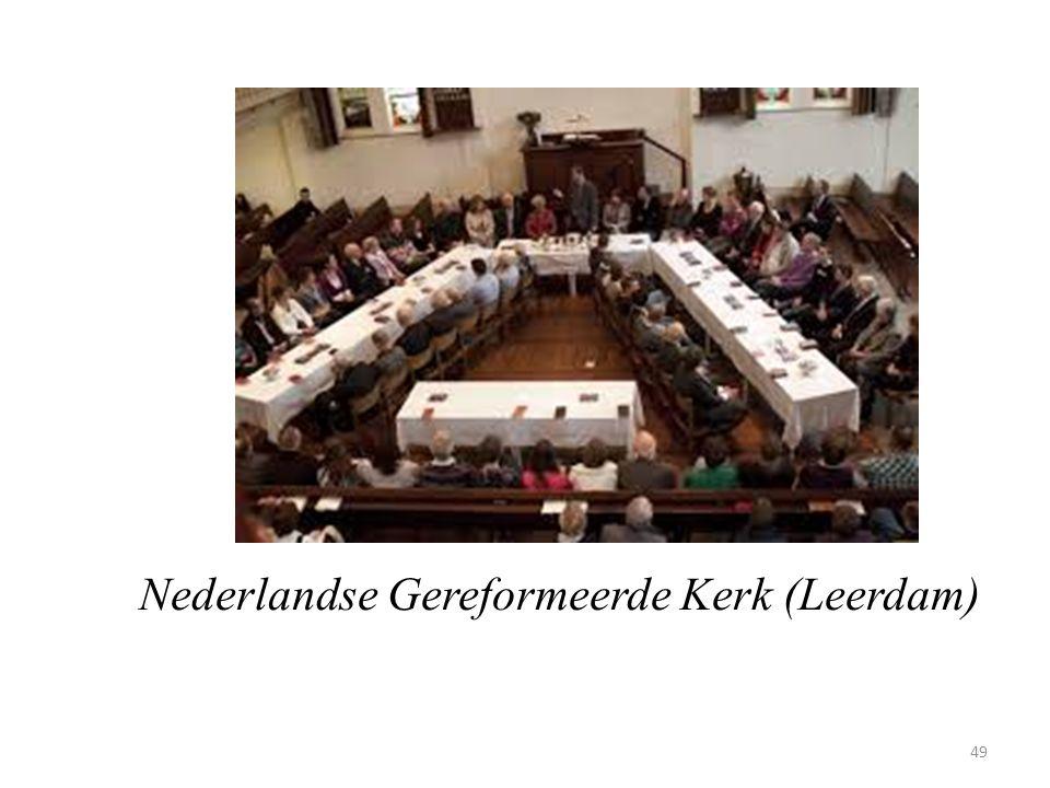 Nederlandse Gereformeerde Kerk (Leerdam)