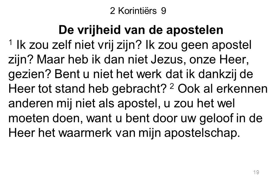 2 Korintiërs 9