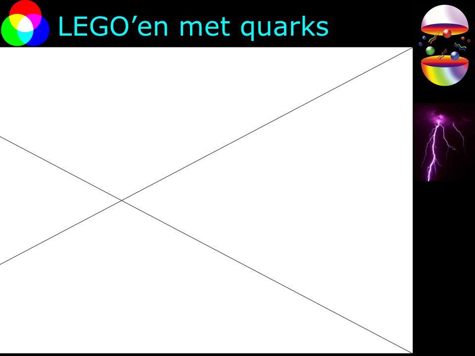 LEGO'en met quarks