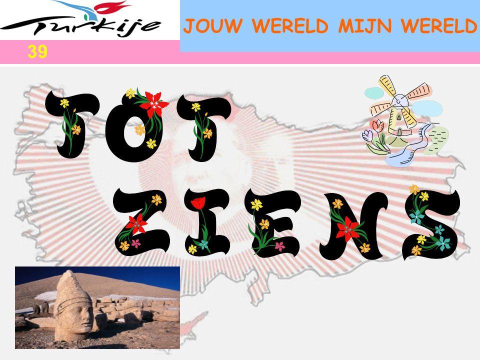 JOUW WERELD MIJN WERELD