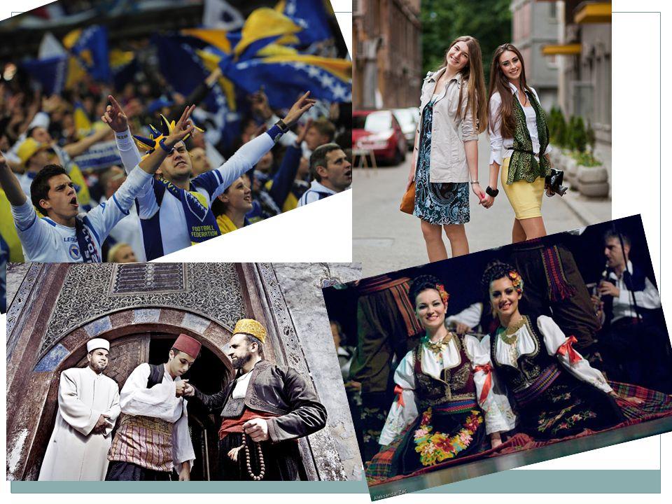 EXE – modern en traditioneel Bosnië.