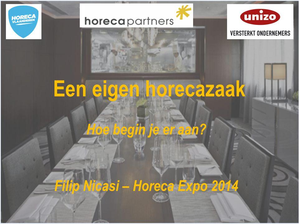 Filip Nicasi – Horeca Expo 2014