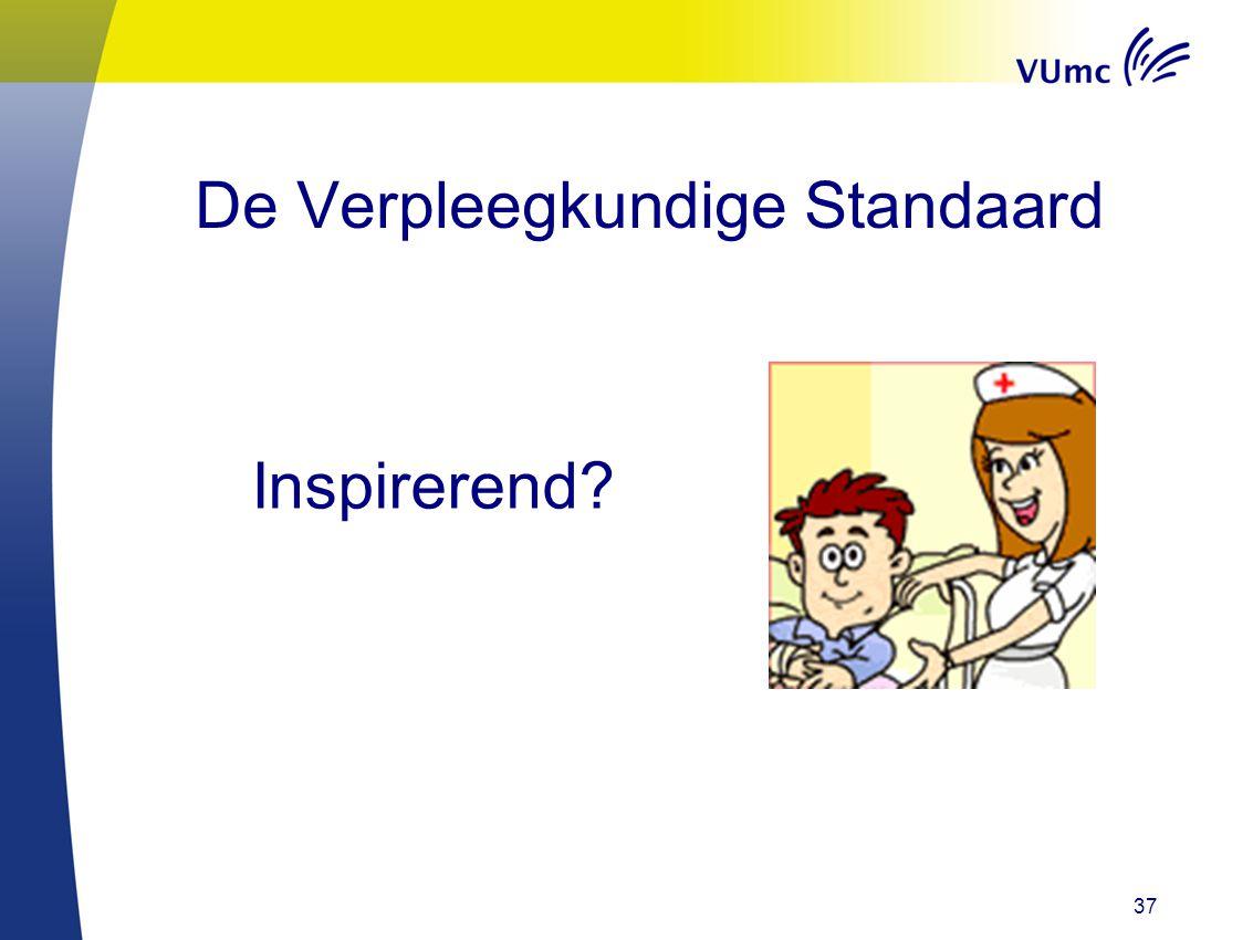 De Verpleegkundige Standaard