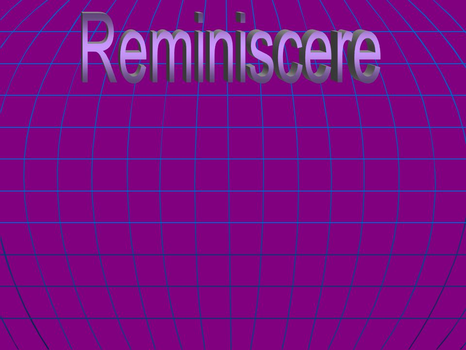Reminiscere