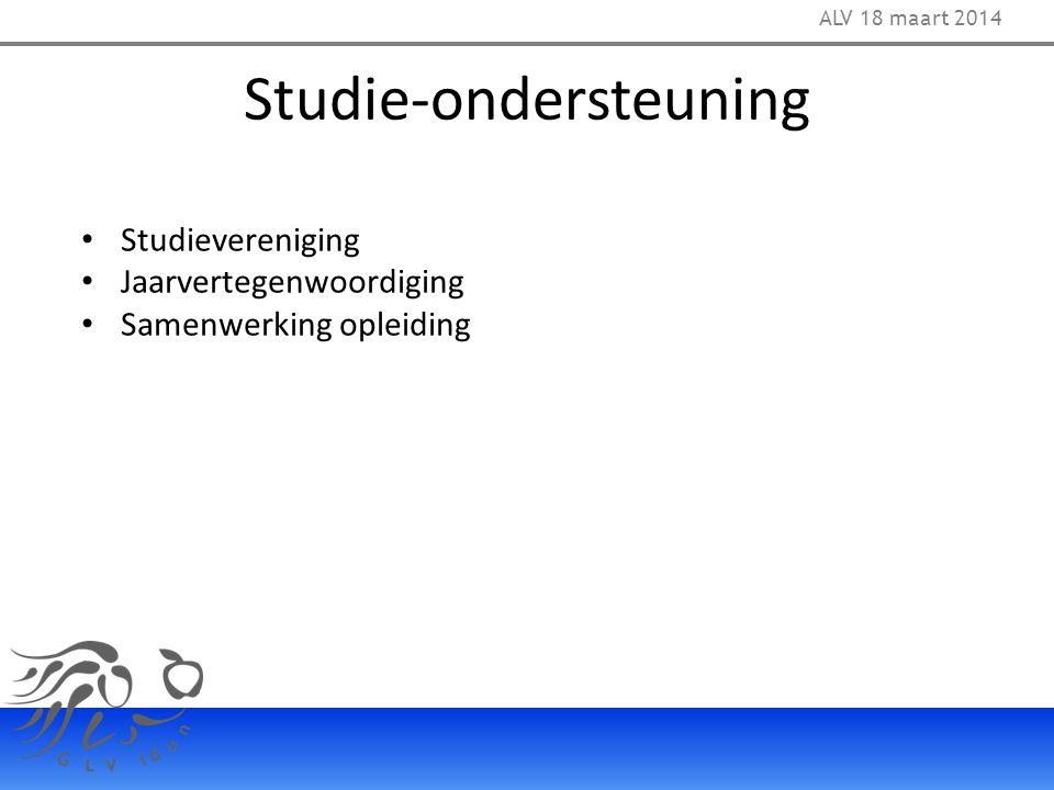 Studie-ondersteuning