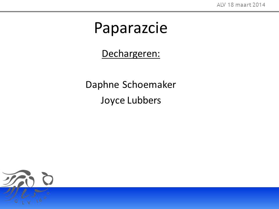 Paparazcie Dechargeren: Daphne Schoemaker Joyce Lubbers