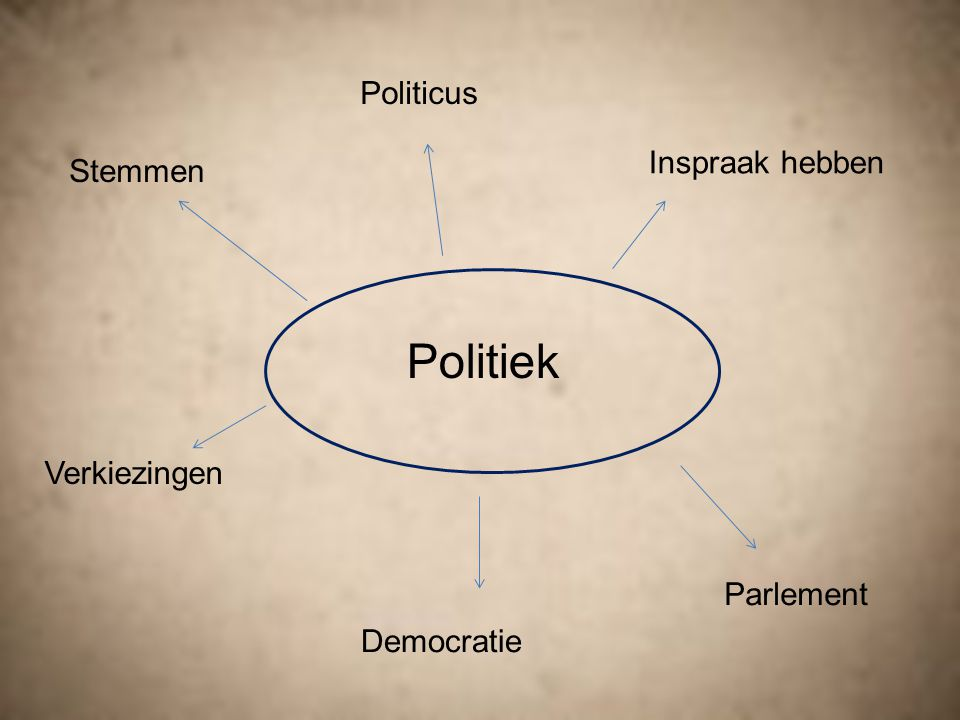 Politiek Politicus Inspraak hebben Stemmen Verkiezingen Parlement