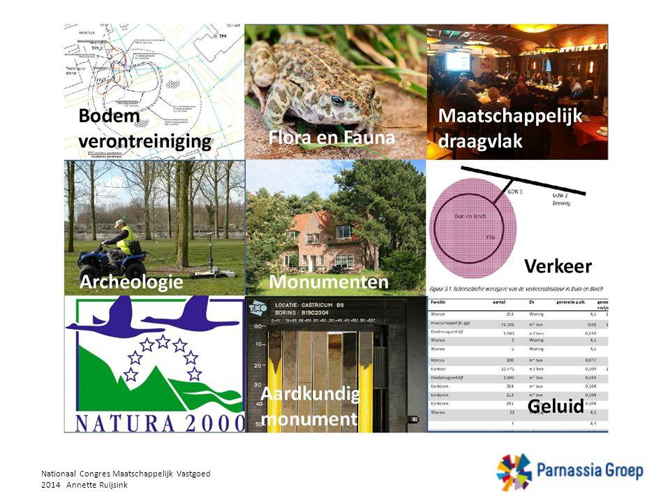 Nationaal Congres Maatschappelijk Vastgoed 2014 Annette Ruijsink