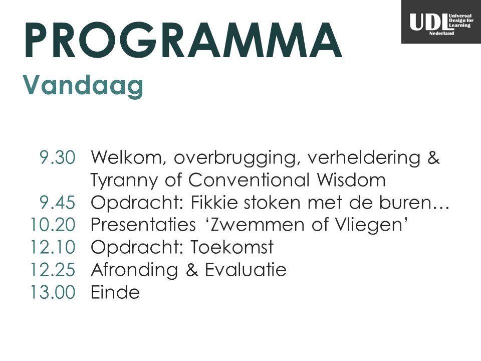 UDL Nederland | info@udlnederland.nl | www.udlnederland.nl | 2013