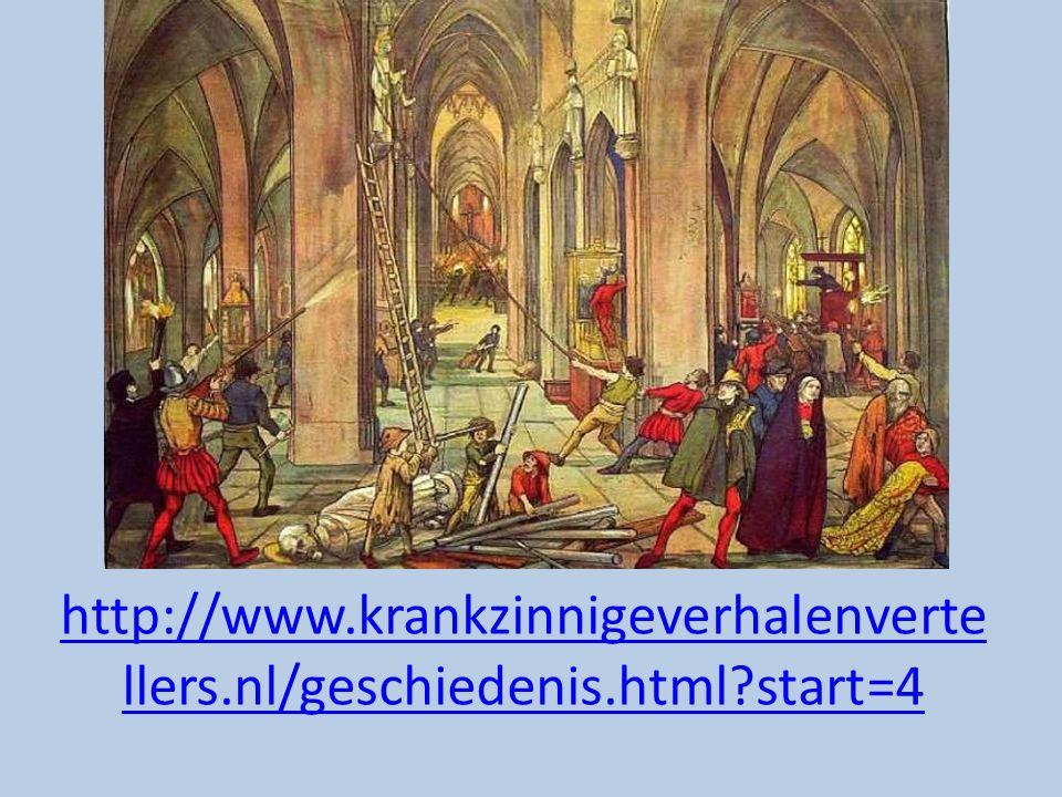 http://www. krankzinnigeverhalenvertellers. nl/geschiedenis. html