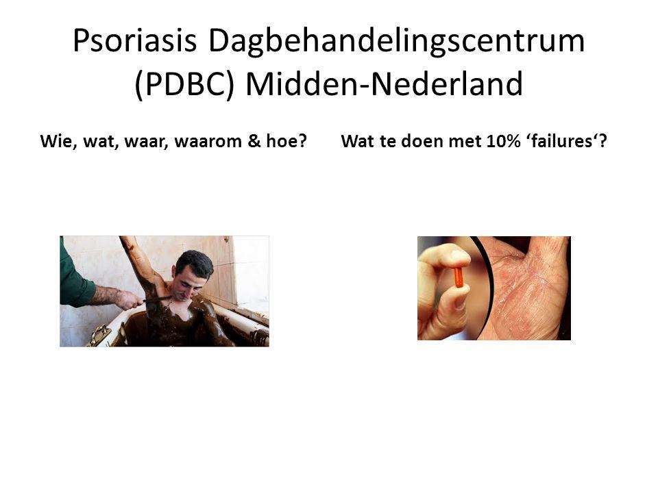 Psoriasis Dagbehandelingscentrum (PDBC) Midden-Nederland