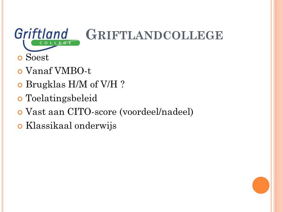 Vast aan CITO-score (voordeel/nadeel) Klassikaal onderwijs